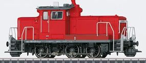 Marklin Class 363 Switcher DB Schenker Rail Deutschland HO Scale Model Train Diesel Locomotive #37863