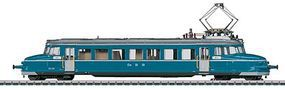 Marklin Class RBe 2/4 Blauer Pfeil/Blue Arrow Oensi HO Scale Model Train Electric Locomotive #37867