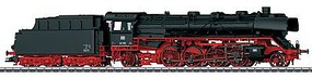 Marklin Class 41 2-8-2 Standard Tender German Federal RR HO Scale Model Train Steam Locomotive #37923