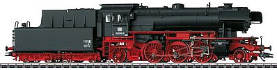 Marklin, Inc Class 023 2-6-2 German Federal Railroad DB -- HO Scale Model Train Steam Locomotive -- #39234