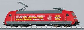 Marklin Class 101 German Federal Railroad DB HO Scale Model Train Electric Locomotive #39371