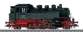 Marklin Class 64 2-6-2T German Federal Railroad DB HO Scale Model Train Steam Locomotive #39644