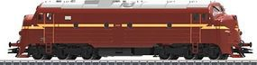 Marklin NOHAB Class Di3 Norwegian State Railways NSB HO Scale Model Train Diesel Locomotive #39671