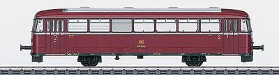 Marklin, Inc Class 998 Trailer Railbus German Federal RR -- HO Scale Model Train Passenger Car -- #41987