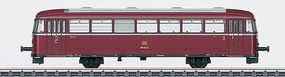 Marklin Class 998 Trailer Railbus German Federal RR HO Scale Model Train Passenger Car #41987