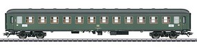 Marklin D 360 Express Train 5-Car Set - 3-Rail Ready to Run German Federal Railroad DB (Era IV 1975, green, gray)