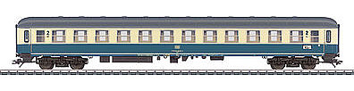 Marklin DB IC Express Passenger 3-Car HO Scale Model Train Passenger Car #43306