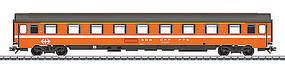 Marklin SBB Eurofima Passenger Car HO Scale Model Train Passenger Car #43340