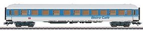 Marklin Express Type ARkimbz 262.4 Inter-Regio 1st Class Car HO Scale Model Train Passenger Car #43502