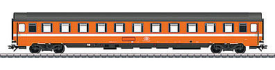 Marklin SNCB Eurofima Passenger Car HO Scale Model Train Passenger Car #43520