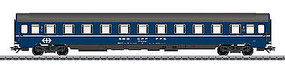 Marklin SBB Eurofima Bcm Passenger Car HO Scale Model Train Passenger Car #43610