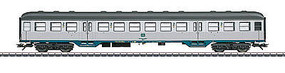 Marklin Silberling/Silver Coins 2nd Class Commuter German HO Scale Model Train Passenger Car #43803