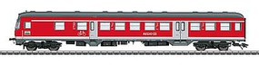 Marklin Silberling/Silver Coin Bnrdzf 477 2nd Class Cab Car HO Scale Model Train Passenger Car #43831