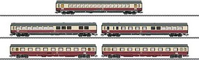 Marklin TEE Parsifal Express Train Passenger 5-Car Set - Marklin Insider