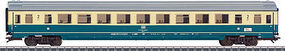 Marklin DB Express Passenger Car HO Scale Model Train Passenger Car #43875