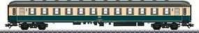 Marklin Type Bm 234 2nd Class Compartment Car German HO Scale Model Train Passenger Car #43923