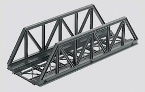 Marklin Truss Bridge - Length- 17-11/16 45cm HO Scale Model Railroad Bridge #56292