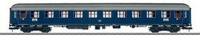 Marklin Type A4um-61 1st Class Coach German Federal RR HO Scale Model Train Passenger Car #58013