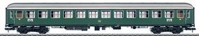 Marklin Type B4um-61 2nd Class Coach German Federal RR HO Scale Model Train Passenger Car #58024
