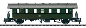 Marklin Type Bi Thunder Box 2nd Class Coach German Federal HO Scale Model Train Passenger Car #58192