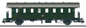 Marklin Type Bid Thunder Box 2nd Class Coach German Federal HO Scale Model Train Passenger Car #58193