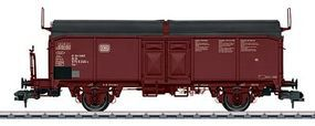 Marklin Type Tms 851 Sliding-Roof Covered Gondola German RR HO Scale Model Train Freight Car #58251