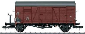 Marklin Type Gms 30 Boxcar German Federal Railroad DB HO Scale Model Train Freight Car #58685
