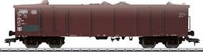 Type Eaos 106 High-Side Gondola German Federal RR HO Scale Model Train Freight Car #58802