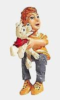 Marklin Youngster With Dog HO Scale Model Railroad Figure #687260