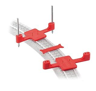 Marklin, Inc Marklin HO Catenary - Mast Positioning Jig Set -- HO Scale Model Railroad Track -- #70011