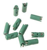 Marklin New Style Sockets pkg(10) - Green Model Railroad Electrical Accessory #71423