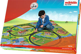 Marklin My Wld Railroad Play Mat HO-Scale