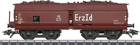 Marklin Type Erz Ir Hopper 24-Car Set/Display 3-Rail Ready to Run German Federal Railroad DB (Era IIIa)