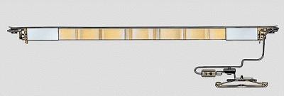 passenger car lighting kit ho scale model railroad lighting kit 7320 by marklin 7320. Black Bedroom Furniture Sets. Home Design Ideas