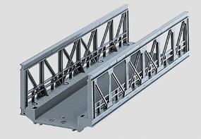 Marklin C Track Truss Bridge 7-3/32 HO Scale Model Railroad Bridge #74620