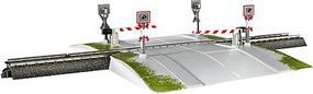 Marklin German-Style Automatic Grade Crossing HO Scale Model Railroad Operating Accessory #74923