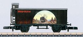 Marklin 2011 Marklin Days Car Z Scale Model Train Freight Car #80918