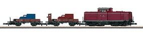Marklin DB Light Frt Train Set - Z-Scale