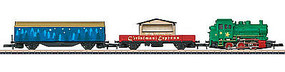 Marklin Christmas Starter Set Z Scale Model Train Set #81705