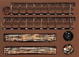Marklin Catenary Set for E Extension Set Z Scale Nickel Silver Model Train Track #8198