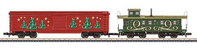 Marklin Christmas AddOn Car Set - Z-Scale