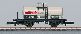 Marklin Insider Z Tank Car - Z-Scale