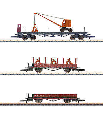 Marklin Power Shovel Transport - Z-Scale