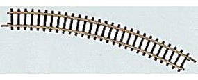 Marklin (bulk of 10) Curve Track 7-11/16 19.5cm Radius 30 Degree Z Scale Nickel Silver Model Train Track #8521