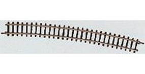 Marklin (bulk of 10) Curved Track 19-1/4'' Radius 13 Degree Radius Z Scale Nickel Silver Model Train Track #8591