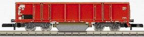 Marklin Type Eaos Gondola Track Cleaning Car Jorger System Z Scale Model Train Freight Car #86501
