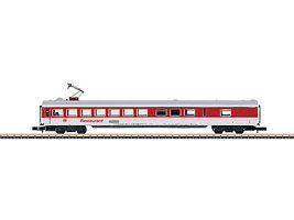 Marklin DB AG WRmz Dining Car Z Scale Model Train Passenger Car #87743