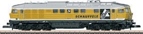 Marklin Schauffele class W232.01 Lok Z Scale Model Train Electric Locomotive #88132