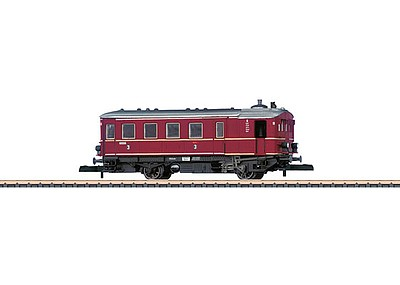 Marklin, Inc Kittel DT8 Stm Rail Car - Z-Scale
