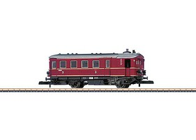Marklin Kittel DT8 Stm Rail Car - Z-Scale